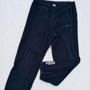 Nike Fleece Sweat Pants Mens Large
